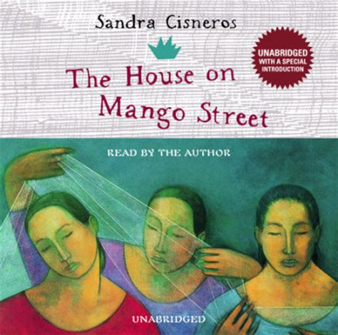 libro the house on mango the house on mango street by sandra cisneros penguin random house audio