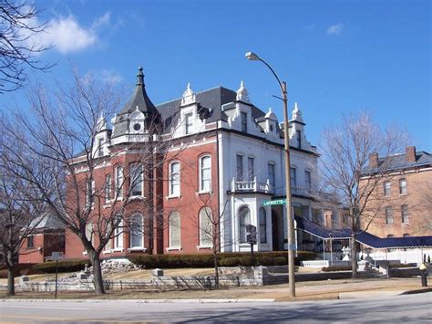 Funeral Home Lafayette by Lafayette Square Funeral Home St Louis Patina
