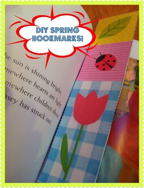 55 Best Images About Springtime Crafts On Pinterest Pretend Play Spring And Fingerprints Diy Bookmarks Templates
