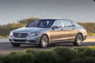 Mercedes C360 Get To The 2016 Mercedes Maybach S600 In 57 New Photos