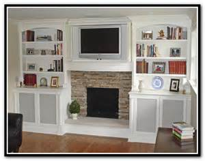Kitchen Ideas Cherry Cabinets Fireplace With Bookcases On Either Side Home Design Ideas