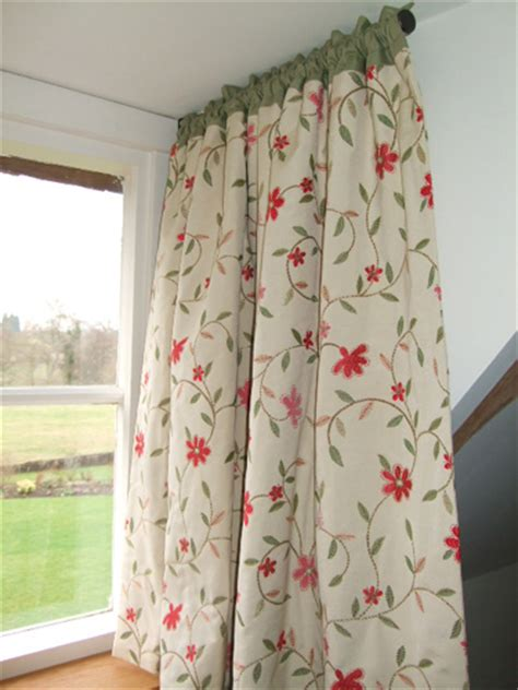 dormer window curtains christine martin interiors gallery
