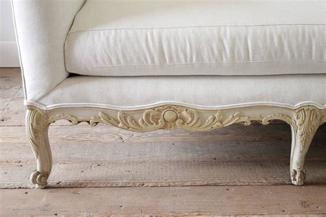 country couches for sale antique painted french country louis xv style sofa settee
