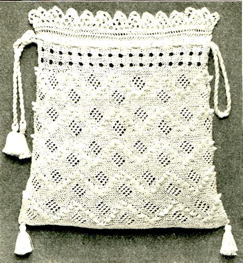 vintage pattern crochet vintage crochet purse patterns crochet and knit