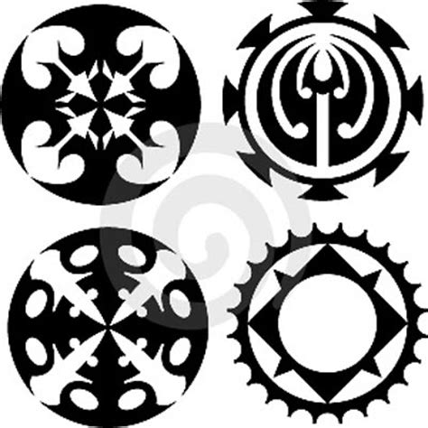 tribal circle tattoos tribal circle tattoos meaning www pixshark images