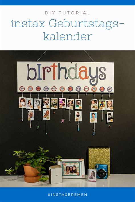 Geburtstagskalender Im Kindergarten Basteln by Die 25 Besten Ideen Zu Geburtstagskalender Kita Auf