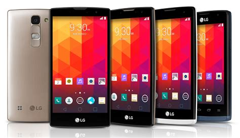 new android phones 2015 lg unveils new mid range smartphones magna spirit androidos in