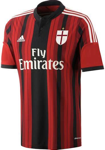 Kaos Bola Jersey Ac Milan Home 20152016 Jual Dg Harga Lebih Murah jersey ac milan home 2015 jual jersey ac milan home 2014
