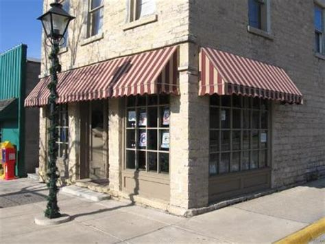 Awnings For Buildings by Co Welded Frame Awnings