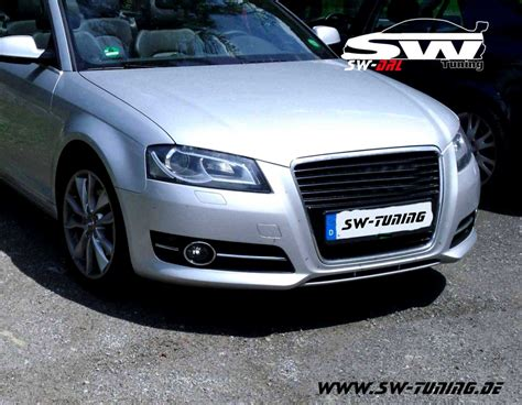 Drl Audi by Sw Drl Headlights For Audi A3 8p Facelift 08 12 Led Drl