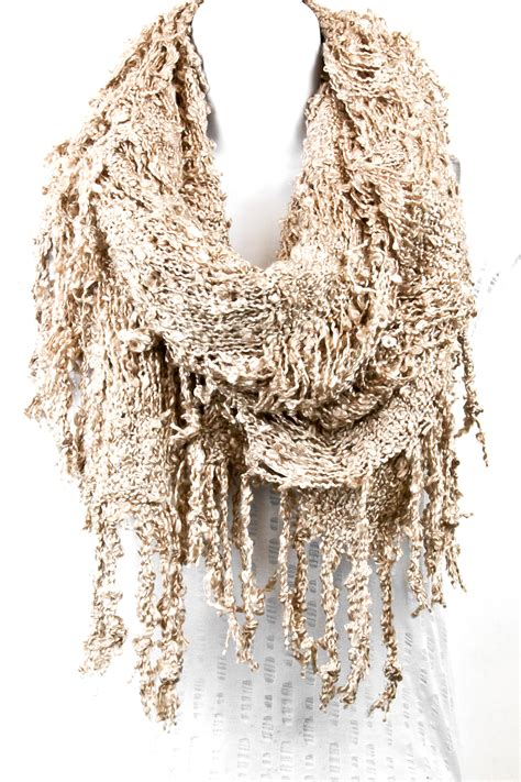 knitting pattern scarf with tassels knit tassel fringe scarf scarves