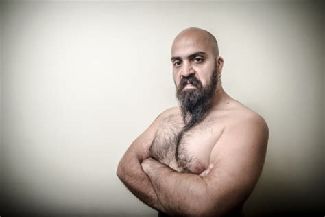 rugged beard styles why the bald with beard look is badass rugged rebels