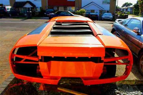 Lamborghini Project Car For Sale by Lamborghini Murcielago Extreme Replica Kit Car Project