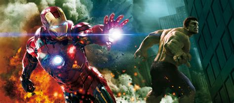avengers hulk iron man wallpapers hd desktop