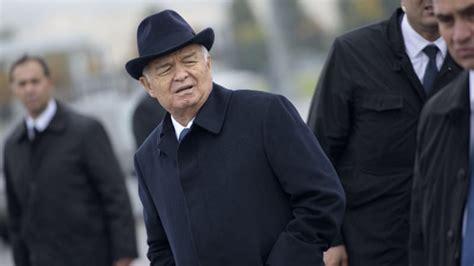 uzbek president islam karimov leaves after a wreath laying ceremony uzbekistan s president islam karimov dies news al jazeera
