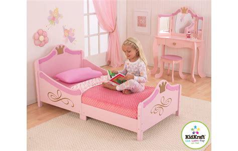 Marvelous Salle De Bain Rose Et Blanche #12: Lit-petite-fille-rose-princesse.jpg