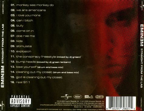 God Is Cleanin Out Closet by Eminem God Is Cleanin Out Closet Lyrics Genius Lyrics
