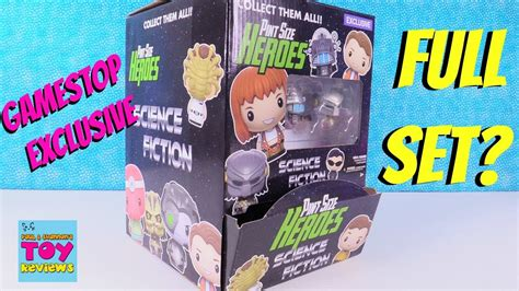 Pint Size Heroes Funko Science Fiction science fiction gamestop exclusive funko pint size heroes