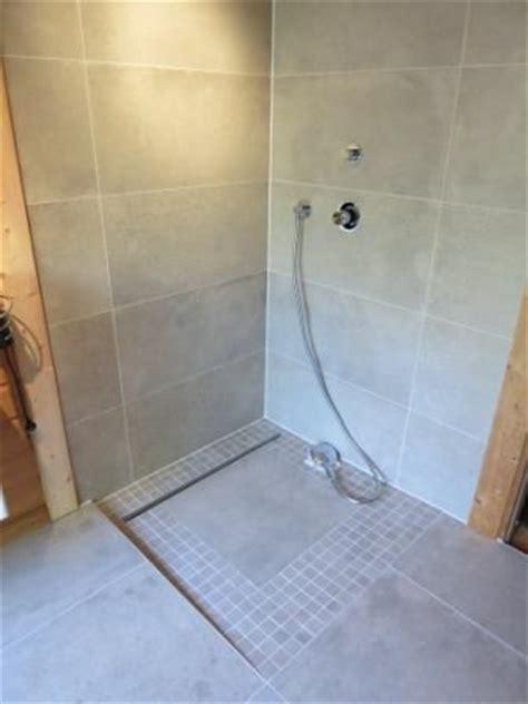fugen dusche wenig fugen in der dusche werder