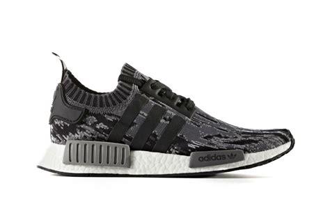 Adidas Nmd R1 Glitch Original Adidas Originals adidas nmd r1 glitch camo black colorway hypebeast