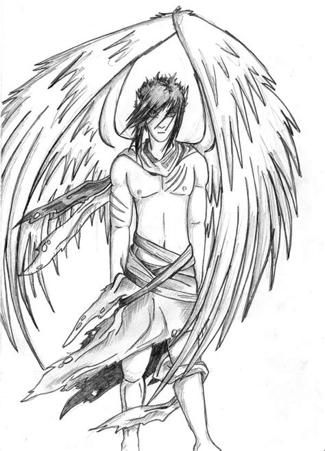 anime demon drawings demon wings by revie6661 on deviantart