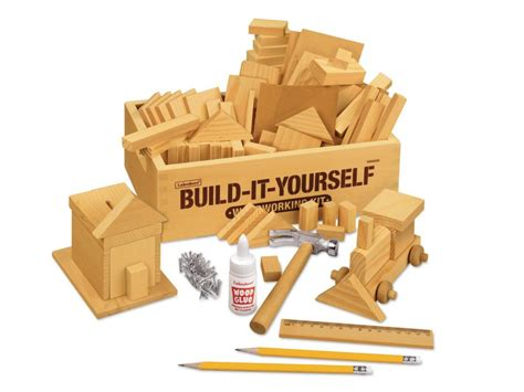 build it yourself woodworking kit 12 toys that help grow creatively pretty handy