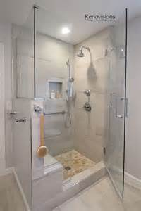 walk in shower doors glass best 20 glass shower doors ideas on frameless
