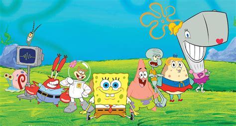 Sponge Spons Mandi My Melody daftar karakter spongebob squarepants bahasa