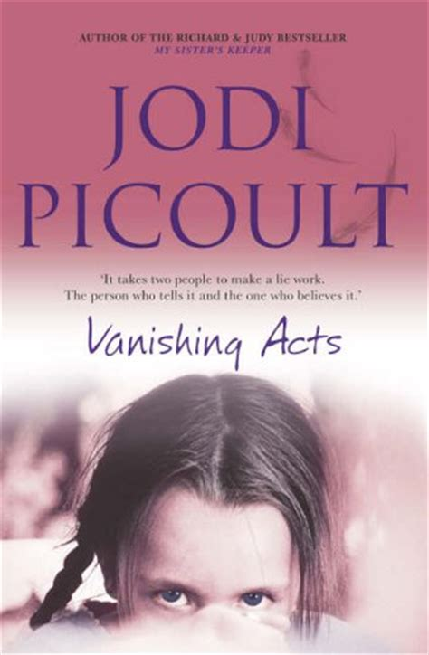 vanishing acts vanishing acts by jodi picoult reviews discussion bookclubs lists