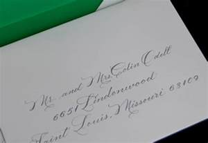 how to properly address a wedding invitation envelope proper etiquette for addressing wedding invitations