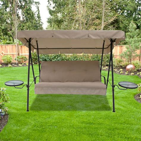 patio swing replacement cushions and canopy 25 best ideas about outdoor replacement cushions on