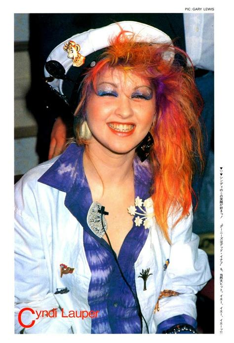 cyndi lauper wig 218 best images about she s so unusual
