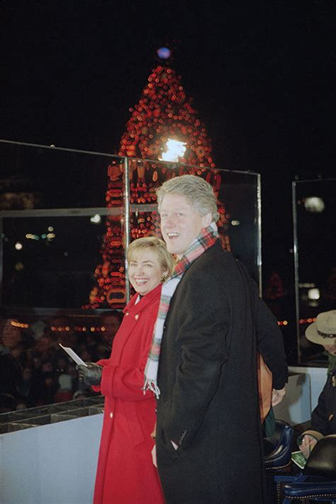photos the national christmas tree through the years