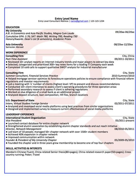 boston college resume template botbuzz co