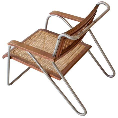 bauhaus armchair bauhaus tubular steel armchair by erich dieckmann for
