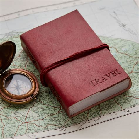 Handcrafted Leather Journals - leather journals available from leatherjournals co uk