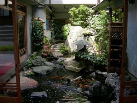 japanese courtyard gardens garden calm japanese