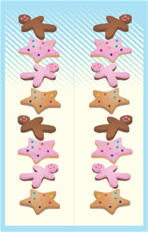 printable gingerbread bookmarks star gingerbread cookies bookmark