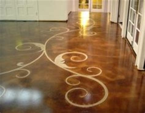 glazed concrete floor 1000 images about flooring stairs basement on