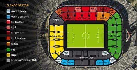 mappa juventus stadium ingressi juventus club doc terni quot ciro ferrara quot mappa juventus stadium