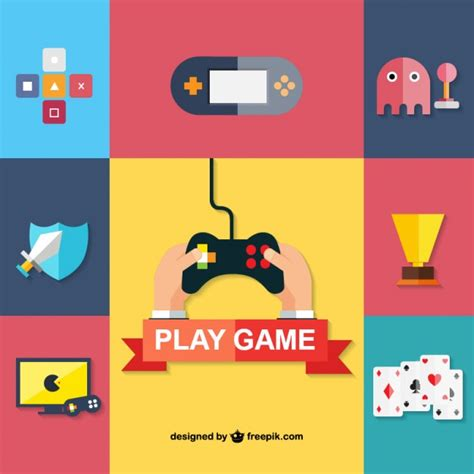 game design vector games vectors photos and psd files free download