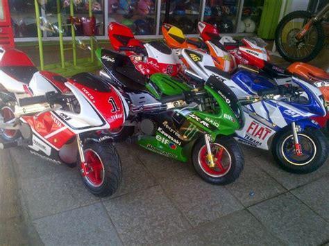 Motor Mini Gp New Rajanya Motor Anak jual motor mini gp anak azmirana toys