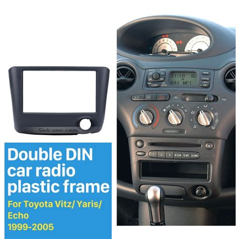car engine manuals 2002 toyota echo instrument cluster nicest double din 1999 2005 toyota vitz yaris echo car radio fascia install frame dash cd dvd panel