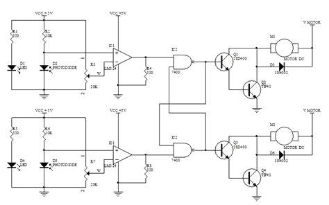 Motor Dc Gearbox Plus Roda Bisa Di Pakai Di Robot Soccer Atau Arduino cara membuat robot line follower analog sederhana