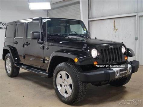 Jeep Wrangler 4 Wheel Drive 2012 Jeep Wrangler Unlimited Four Wheel Drive 3 6l