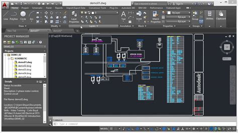 tutorial autocad mechanical 2015 autocad electrical 2015 tutorial introduction youtube