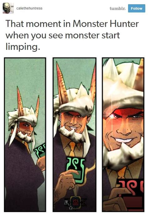 Monster Hunter Memes - 20 monster hunter memes to raise your party s spirits