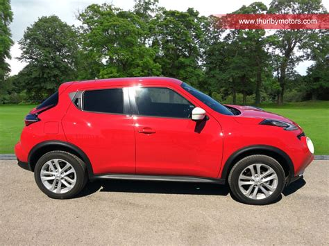 nissan juke red nissan juke flame red reviews prices ratings with