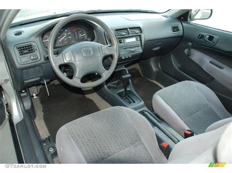 2000 Honda Civic Dx Interior by Gray Interior 1999 Honda Civic Dx Coupe Photo