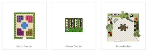 garden layout template garden design layout software free